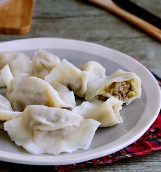 猪肉瓠子饺