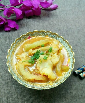 番茄酸菜魚片