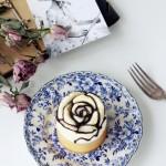 玫瑰乳酪夹心蛋糕