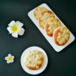 杏仁脆皮面包