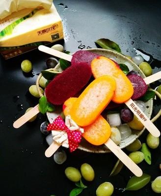 天然零添加水果冰棒