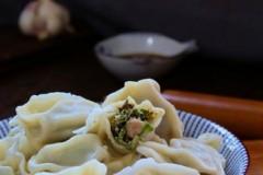 豆角猪肉饺