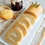 銀耳紅糖姜母蛋糕卷