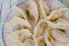 芹菜猪肉馅水饺