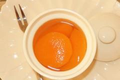 自制冰镇黄桃罐头