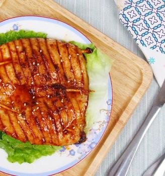 韓式烤魷魚