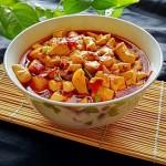 #霸王超市#五花肉焖豆腐