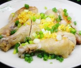 蒜香盐焗鸡腿