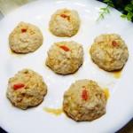 #霸王超市#肉末蒸藕丸子