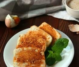 椒盐烤馍片