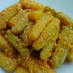 蛋黃焗南瓜