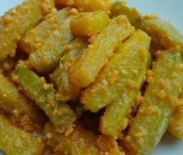 蛋黄焗南瓜