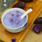 #霸王超市#紫薯早餐营养粥