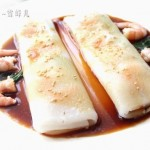 美味鲜虾肠粉