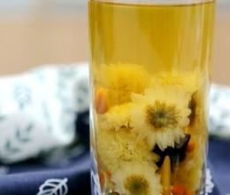 灵芝明目茶