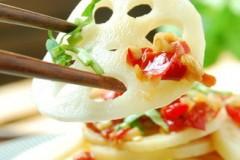 蒜香剁椒藕片