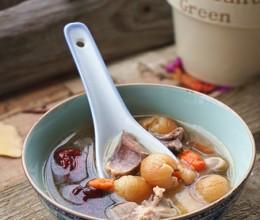 红枣猪心汤