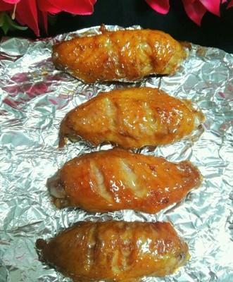 烤酱香鸡翅