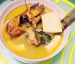黄骨鱼炖豆腐