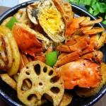 霸王超市丨干锅蟹