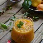 芒果蜜瓜汁