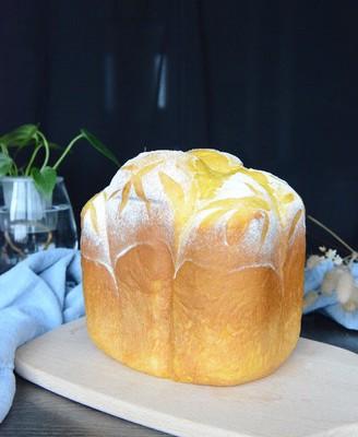 面包机版胡萝卜吐司