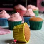 海绵杯子裱花蛋糕