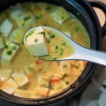 金沙炖豆腐