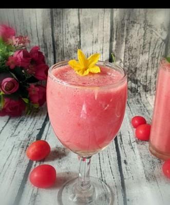 酸甜水果汁