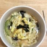 韩国面片汤