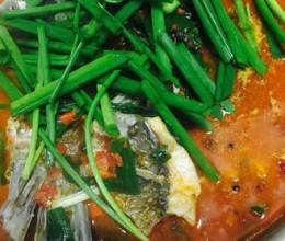 剁椒酱香鱼