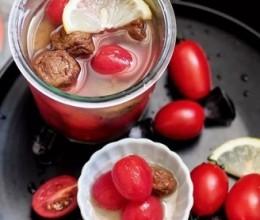 冰凉话梅小番茄