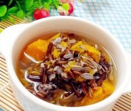 野米南瓜粥