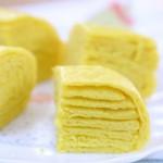 南瓜千層糕   寶寶輔食食譜