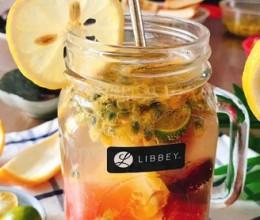 夏日缤纷水果茶