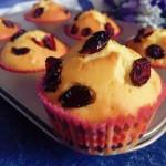 蔓越莓玛芬蛋糕