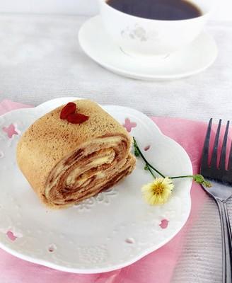 大理石蛋糕卷