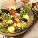 絲瓜海鮮豆腐煲