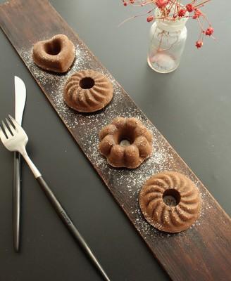 可可甜甜圈