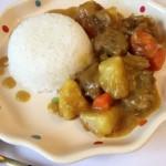 解饞家常美味-咖喱牛腩飯
