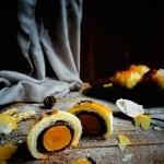 层层香酥——蛋黄酥