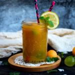 葡萄哈密瓜汁