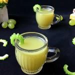 青提苦瓜蜂蜜汁 #果蔬汁你真的会榨么?#
