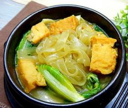 咖喱鱼豆腐粉丝