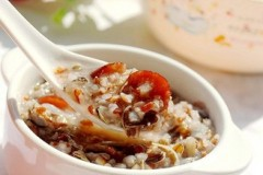 野米红枣粥
