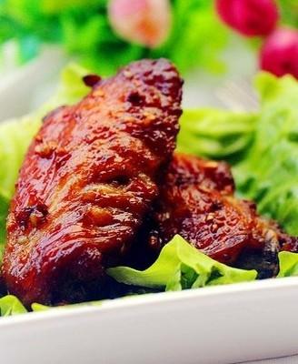 十三香烤鸡中翅