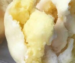 纯手工奶黄包