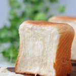 无黄油版超柔软的奶油土司