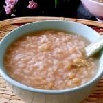 茉莉普洱粥