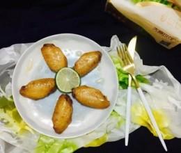 柠檬汁蜜翅